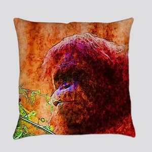 Abstract Animal Everyday Pillow