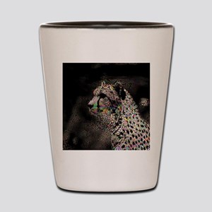 Abstract Animal Shot Glass