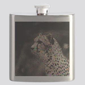Abstract Animal Flask