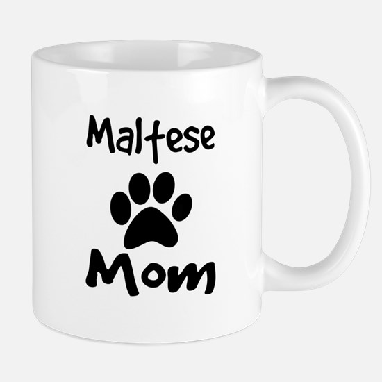 Maltese Mom Mugs