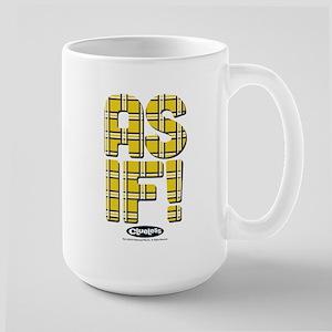 Clueless - As If! Large Mug