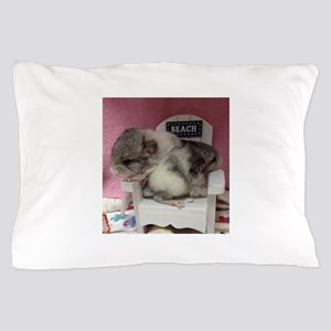 Twin Chins Pillow Case