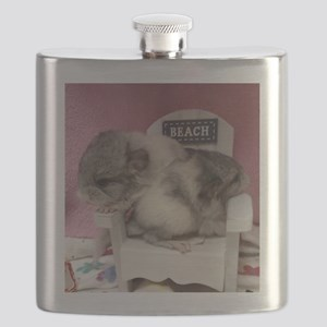 Twin Chins Flask