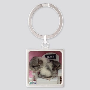 Twin Chins Keychains
