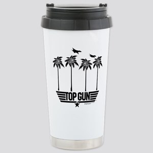 Top Gun - Sunset Stainless Steel Travel Mug