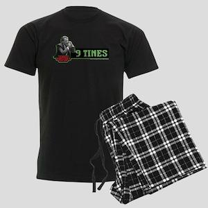Ferris Bueller's Day Off - 9 T Men's Dark Pajamas
