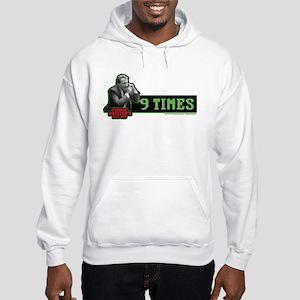 Ferris Bueller's Day Off - 9 Tim Hooded Sweatshirt