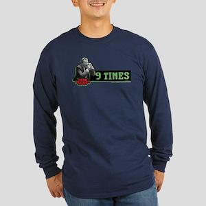 Ferris Bueller's Day Off Long Sleeve Dark T-Shirt