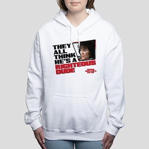 Ferris Bueller - Righteo Women's Hooded Sweatshirt