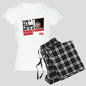 Ferris Bueller - Righteous Women's Light Pajamas