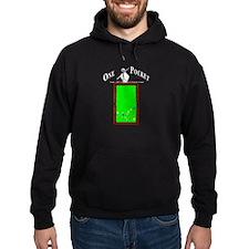 One Pocket Tuxedo Hoodie (dark)