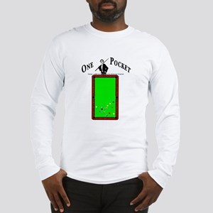 One Pocket Tuxedo Long Sleeve T-Shirt