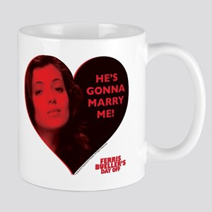 Ferris Bueller - Marry Me Mug