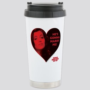Ferris Bueller - Marry Stainless Steel Travel Mug