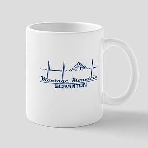 Montage Mountain Ski Resort - Scranton - Pe Mugs