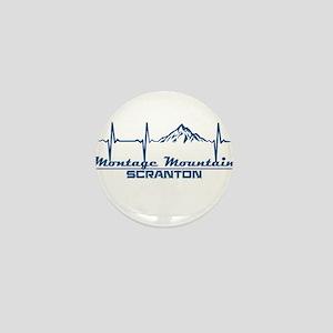 Montage Mountain Ski Resort - Scrant Mini Button