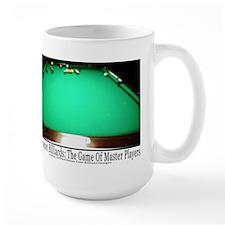 1 Pocket Billiard Masters Large Mug