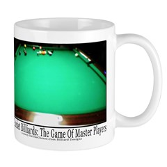 1 Pocket Billiard Masters Mug