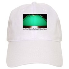 1 Pocket Billiard Masters Cap
