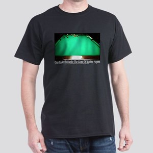 1 Pocket Billiard Masters Dark T-Shirt