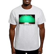 1 Pocket Billiard Masters Light T-Shirt