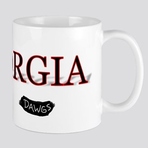 Georgia Bulldogs Mugs