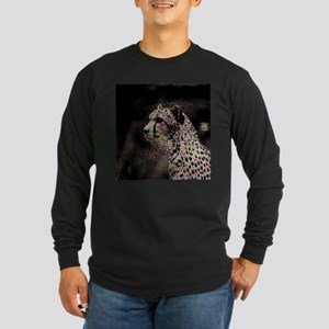 Abstract Animal Long Sleeve T-Shirt