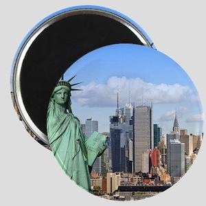 NY LIBERTY 1 Magnet