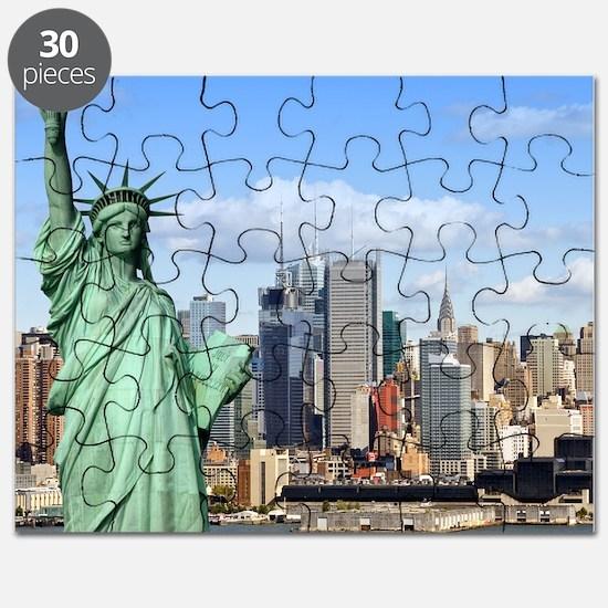 NY LIBERTY 1 Puzzle