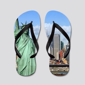 NY LIBERTY 1 Flip Flops