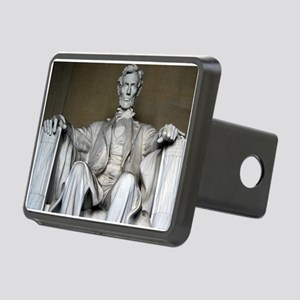 LINCOLN MEMORIAL Rectangular Hitch Cover