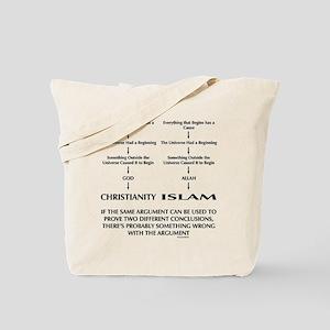 Skeptics33 Tote Bag