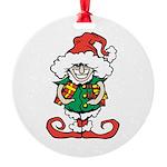 Naughty Elf Ornament