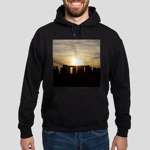 SUNSET AT STONEHENGE Hoodie