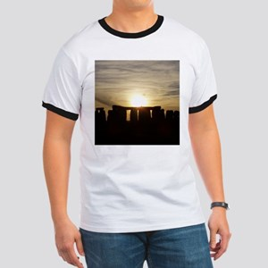 SUNSET AT STONEHENGE T-Shirt