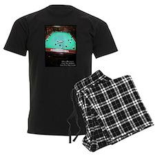 Perfect One Pocket Break Men's Dark Pajamas