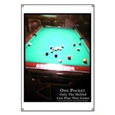 Perfect One Pocket Break Banner