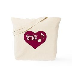 Classical 90.5 Tote Bag