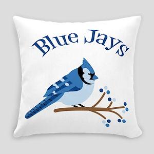 Blue Jays Everyday Pillow
