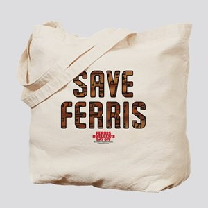 Ferris Bueller - Save Ferris Tote Bag