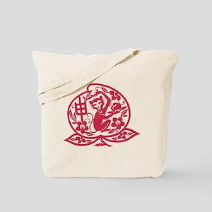 monkey113light Tote Bag