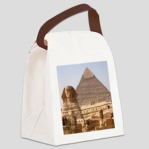 PYRAMID EGYPT Canvas Lunch Bag