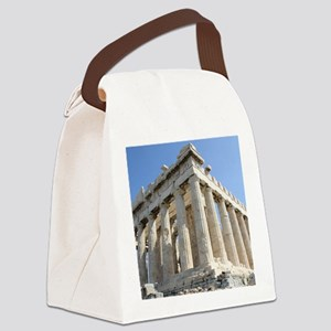 PARTHENON Canvas Lunch Bag