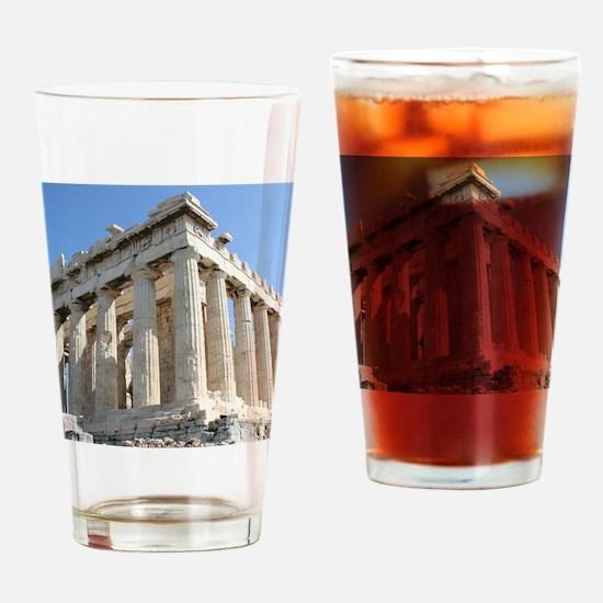 PARTHENON Drinking Glass