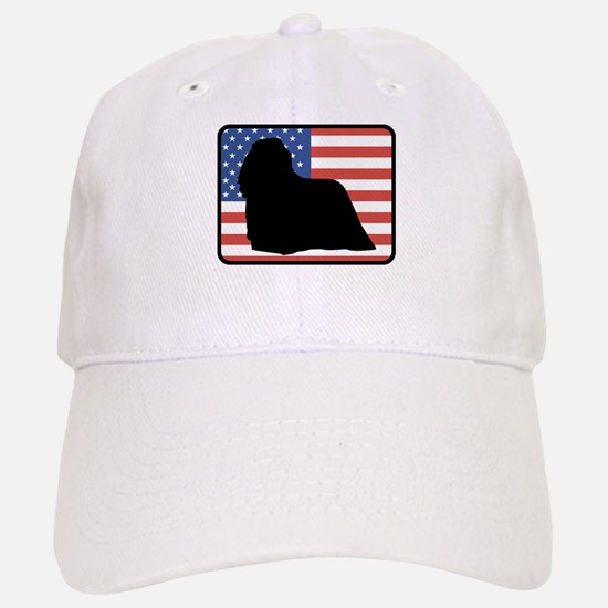 American Komondor Baseball Baseball Cap