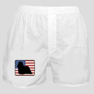 American Komondor Boxer Shorts