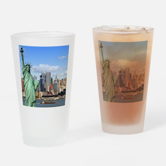 NY LIBERTY 1 Drinking Glass