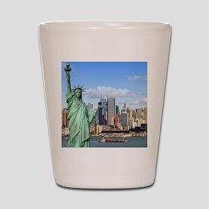 NY LIBERTY 1 Shot Glass