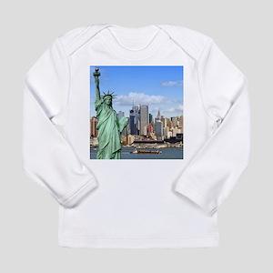 NY LIBERTY 1 Long Sleeve T-Shirt