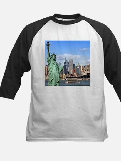 NY LIBERTY 1 Baseball Jersey